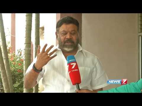 P Vasu on the importance of Jallikattu & Tamil culture | News7 Tamil #1