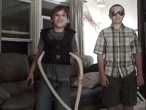 The Boy In The Vibrating Vest Singing Just Lose It By Eminem video