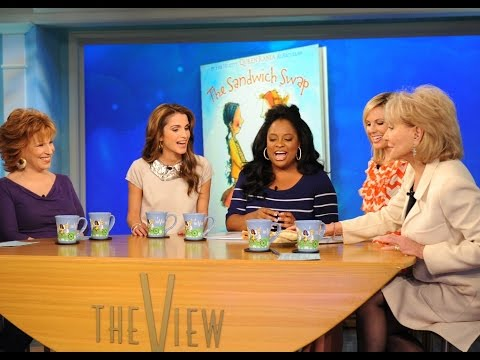 Queen Rania on The View