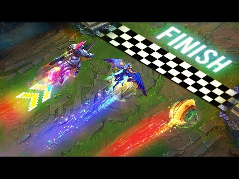 LEAGUE OF SPEED MONTAGE - Reaching Supersonic Speeds