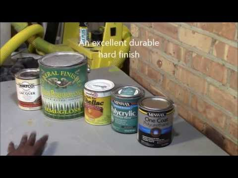 Review New Minwax One Coat Water Based Polyurethene-Quick Tips & Tricks