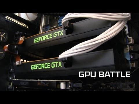 GTX 650 Ti Boost 2-Way SLI VS. GTX 670: Gaming Benchmarks