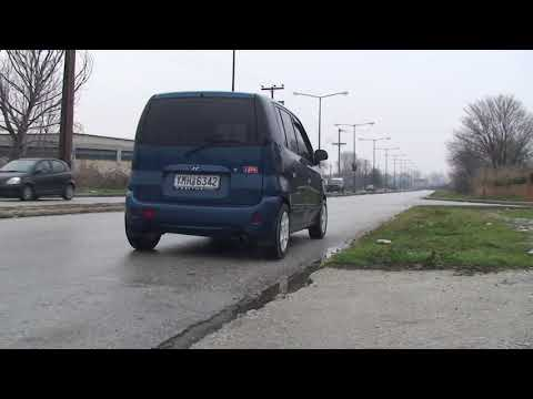 Hyundai Atos Loud Exhaust