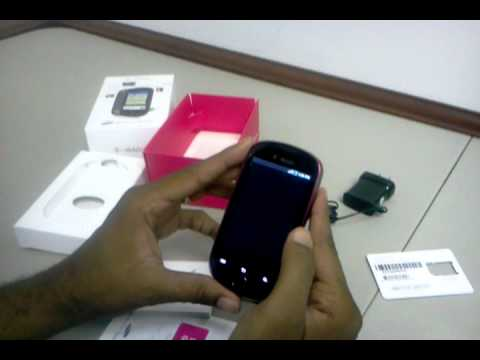 Samsung Gravity Smart unboxing and review