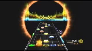 Expert 100% FC Deluge Of Fire (Guitar Hero 5 custom)