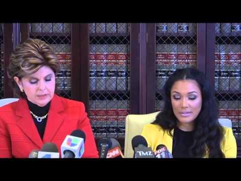 Gloria Allred Files a Lawsuit on Behalf of Ex-Fiancee Miss Jackson Against Floyd Mayweather, Jr.