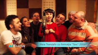 Reportaj AISHOW: Maia - fiica lui Teo Trandafir