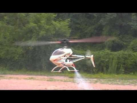 Thunder Tiger Raptor 50 v2 RC Helicopter