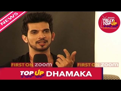 Arjun Bijlani Reveals About Naagin Exclusively In TellyTopUp