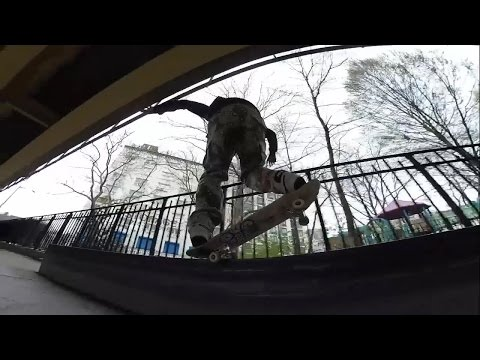 Skate All Cities – GoPro Vlog Series #069 / Fat Kid Spot