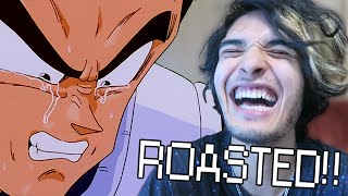 ROASTING ANIME CHARACTERS (Try Not To Laugh / Cringe Challenge)