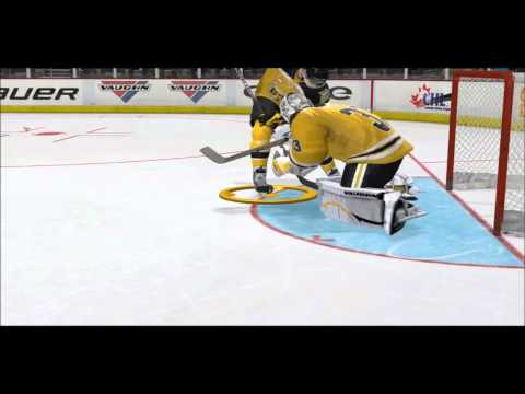 NHL 12 - Be a Pro - Impossible Goal?