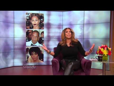 Wendy William Talks About Solange and Jay-Z Fight