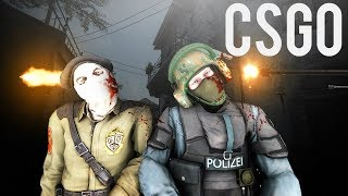 Counter-Strike Global Offensive ქართულად competitive