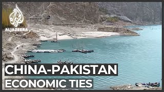 China and Pakistan strengthen economic ties