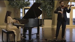 All Of Me John Legend Rob Landes And Aubry Anne Violin And Piano