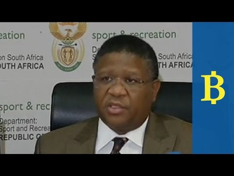 S. African Sports Minister On FIFA: