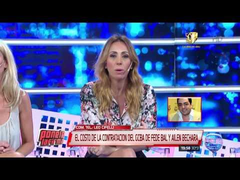 Escandalosa contratación de Federico Bal y Ailén Bechara como representantes de la cultura