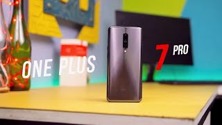 OnePlus 7 Pro Unboxing & Hands-on Review in Bangla