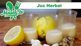 Jus Herbal untuk Jantungl | Minuman #084