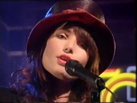 Robin Beck - First Time - Top of the Pops original broadcast