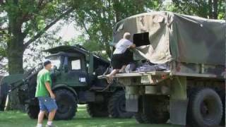 Family Farm Runs on Military Surplus from GovLiquidation.com