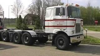 mack F700 Detroit Diesel 8V-71 STP-Trucks.com    oldtimer-rit 20 april 2008