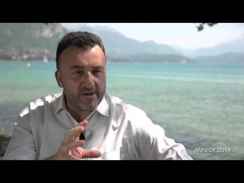 Annecy 2014 - Interview Gérald-Brice Viret - Lagardère Active