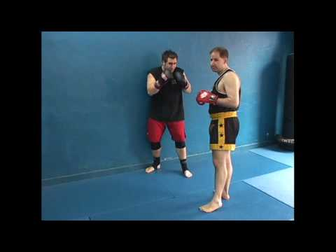New York Kickboxing - survival drills Image 1