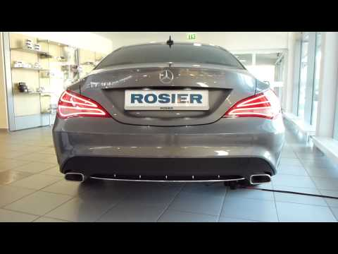 2013 Mercedes CLA 180 Exterior & Interior 1.6 122 Hp 210 Km/h 130 mph * see also Playlist