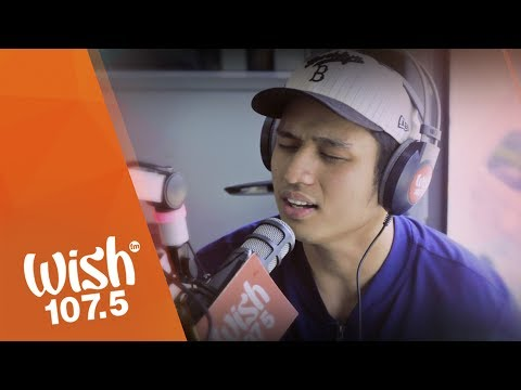 """Michael Pangilinan sings """"Your Love"""" (Dolce Amore OST) LIVE on Wish 107.5 Bus"""