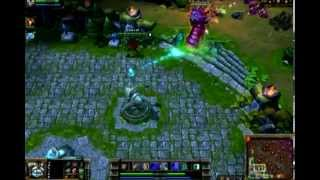 League of Legends   Poppy Baron Nashor BUG