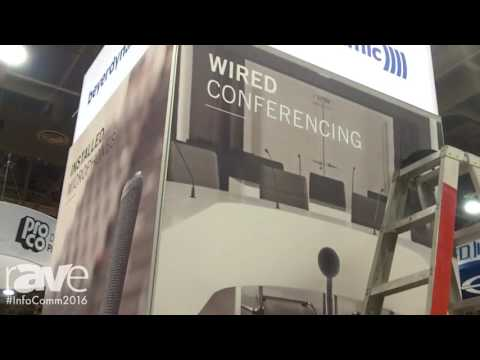 InfoComm 2016: Beyerdynamic Adds Wired Conferencing Sytems