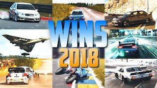 Racing Games WINS Rewind 2018