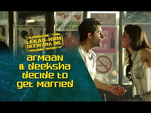 Armaan & Deeksha Decide To Get Married |  Lekar Hum Deewana Dil | Armaan Jain & Deeksha Seth