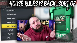 HOUSE RULES IS BACK! KIND OF....FREE 94 ULTIMATE LEGEND! [MADDEN 20 ULTIMATE TEAM]