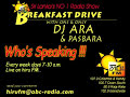 BREAKFAST DRIVE with Dj ARA and PASBARA