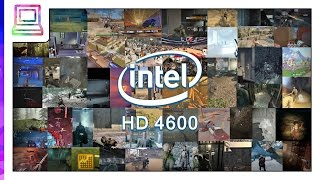 50+ Modern Video Games Running On Intel HD 4600 (2019)