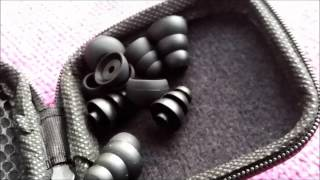 Aerb Waterproof Earphones For Swimming Laps (No Commentary)