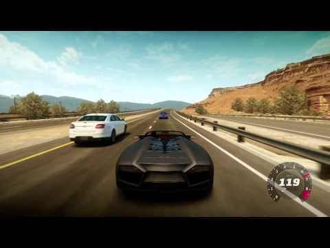 Forza Horizon Lamborghini Reventon Roadster Gameplay HD