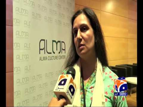 "GEO News report on ""Pakistani Voices"" in Oslo, Norway"