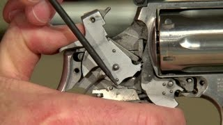 Gunsmithing - Safety Features of the Smith and Wesson (S&W) Revolver
