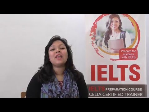 IELTS listening test format explanation.
