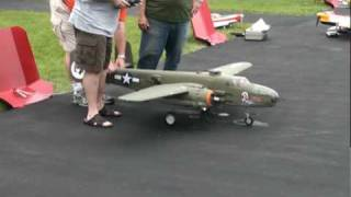 KMP B-25 Mitchel part 1