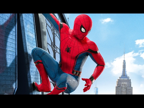 SPIDER-MAN: HOMECOMING Trailer 1 - 3 (2017) thumbnail