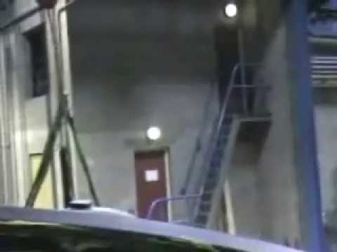 Stage Effects Car Crash