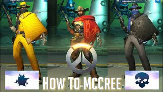 Overwatch - How to McCree (Tips & Tricks) & Achievements/Trophies