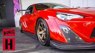 750HP Toyota Supra and FR-S Walk-Around with Bad Daddy Braddy!