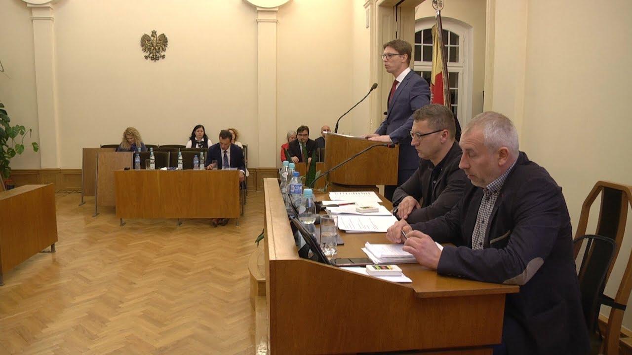 XII sesja Rady Miejskiej, część II