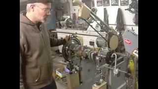 Medidor de gasolina combustible Stewart Warner 12 v auto antiguo clásico